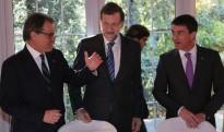 Mas i Rajoy coincideixen per primer cop després del 9-N
