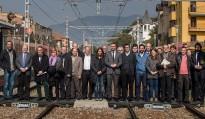 El Govern obre la porta a finançar les obres del tren amb fons europeus