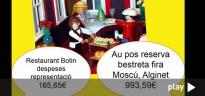 La CUP Deltebre denuncia les partides de protocol i representació de l'Ajuntament en un vídeo