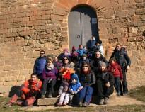 Nova sortida en família de l'escola Setelsis