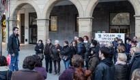 Protestes a Campdevànol i Manlleu per l'operatiu del tràgic rescat a les Llosses