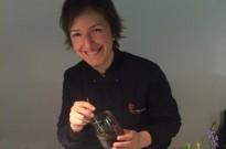 Iolanda Bustos: «A l'hora de fer un vermut no tot són flors i violes»