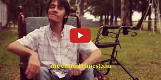 Vídeo: «El vegetal» que ha arribat a comunicador social; l'optimisme de Cristian Deppeler emociona la xarxa