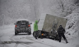 Alerta per un temporal de neu, vent i pluja aquest dimecres al Pirineu