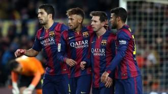 Un Barça en ratxa supera un Vila-real valent (3-2)