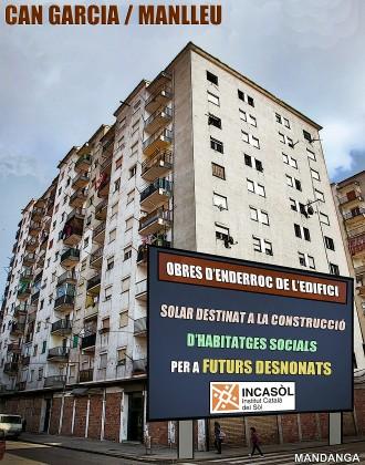Habitatges a Manlleu per a futurs desnonats
