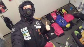 Joel Jaile s'afronta a la Yukon Artic Ultra, la cursa més freda i més dura del món