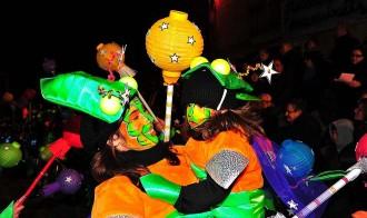 Una colla d'insectes guanya el Carnaval de Centelles, el primer d'Osona