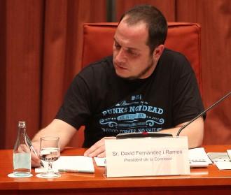 El «Punks not dead» de David Fernàndez té l'origen a Ripoll