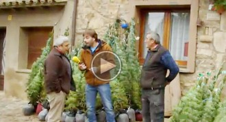«El foraster» de TV3 es passeja pels carrers d'Espinelves