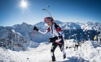 Clàudia Galicia i Marta Garcia, bronze al relleu del Campionat del Món d'Esquí de Muntanya