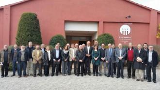 El Consell d'Alcaldes del Vallès Oriental es reuneix a Sant Pere de Vilamajor