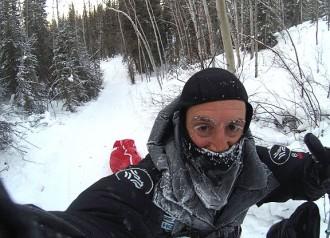 Joel Jaile supera l'equador de la durísima Yukon Artic Ultra