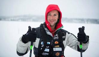 Joel Jaile, en arribar de la Yukon Artic: «No m'esperava un repte tan extrem»