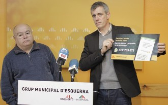 ERC renova amb EA a Amposta i vol ampliar la coalició amb independents