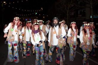 La Costa Brava brilla en la celebració del Carnaval