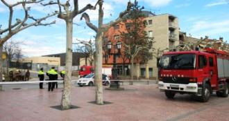 Alarma per olor a gas al Passeig