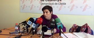 Vés a: Marta Camps impugna la dissolució de l'agrupació local del PSC de Lleida