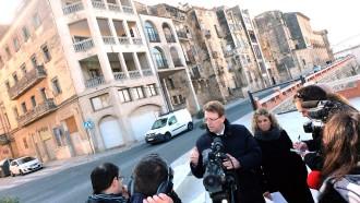 Tortosa aprova el projecte d'enderroc de les cases de davant la Catedral