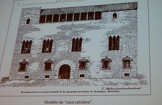 El Barri Gòtic barceloní, un projecte catalanista conclòs pel franquisme