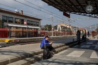 Foment prioritza començar el desdoblament parcial del tren al Vallès Oriental