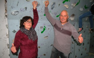 Dos veïns de Berga realitzen els 212 cims de 3.000 metres del Pirineu
