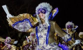 Tot a punt pel Carnaval d'Olot 2016