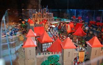 Gairebé 2.000 persones han visitat l'exposició de cliks medievals