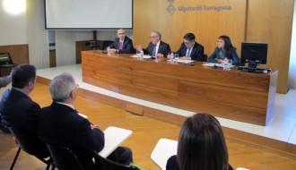 La URV, MADE i Diputació de Tarragona presenten la càtedra d'Energia i Desenvolupament