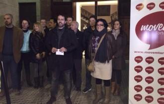 Jordan lidera la candidatura de Movem Tortosa i presenta els 11 primers llocs