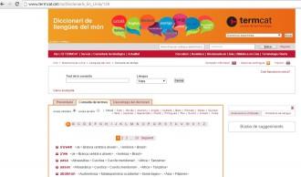 La diversitat lingüística, a un clic