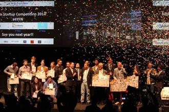 Shazam, Twitter i Airbnb: Els representants de les «startups»