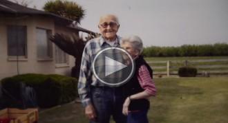 Un matrimoni mor agafat de la mà després de 67 anys junts