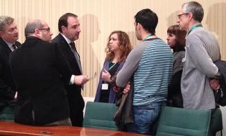 Ramon Espadaler no admet errors en l'operatiu del tràgic rescat de les Llosses