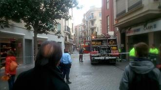 Ensurt a la cèntrica pastisseria Puigdomènech de Granollers