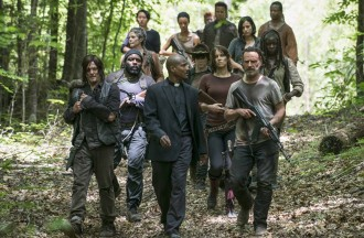 «The Walking Dead» s'acosta al final de la cinquena temporada