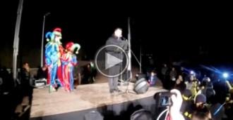 L'hilarant pregó de Pep Plaza al Carnaval de Taradell