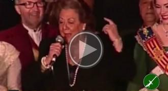 «El caloret», la paròdia del discurs de Rita Barberà amb més èxit