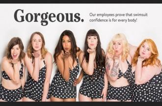 Una marca fa que les seves treballadores siguin models per reivindicar la 'bellesa real'