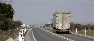 Els transportistes espanyols rebutgen la prohibició de circular per la N-240