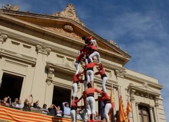 Sants, Gràcia i Barcelona, juntes aquest 2015 a Les Corts