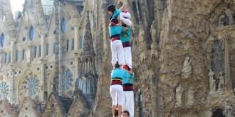 Torna el Concurs de Bandes de Música dels Castellers de la Sagrada Família