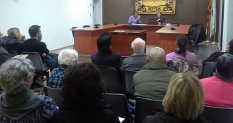 Guardiola informa les entitats de la nova fiscalitat