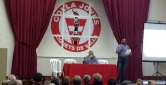 Jaume Galofré ja és el nou Cap de Colla de la Joves de Valls