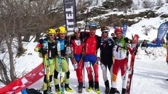 Triomfs dels andorrans Joan i David Albós a l'Open Vall Fosca