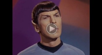 Recull de vídeos de Leonard Nimoy a la sèrie «Star Trek»