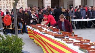 Ulldemolins celebra la 34a. diada de la Truita d'Espinacs en Suc