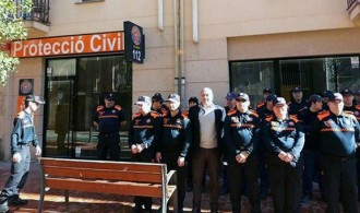 Protecció Civil inaugura un nou local de voluntaris de l'entitat a Reus