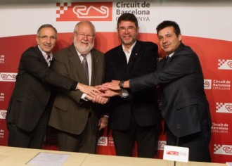 La Diputació de Barcelona aportarà dos MEUR al Circuit de Catalunya