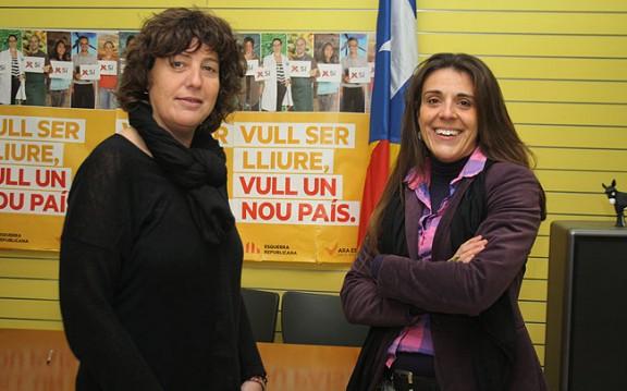 La secció local d'ERC a Ripoll es queda sense presidenta ni vicepresident